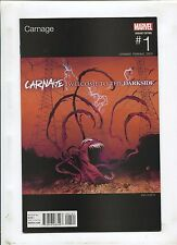 CARNAGE #1 (9.2) WELCOME TO THE DARKSIDE/VARIANT COVER!
