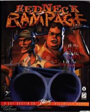 REDNECK RAMPAGE THE EARLY YEARS +1Clk Windows 10 8 7 Vista XP Install