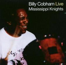 BILLY COBHAM – MISSISSIPPI KNIGHTS (LIVE) (NEW/SEALED) CD