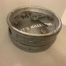 MGD Miller Lite - Keg - Wall Clock - Man Cave - Miller Brewery