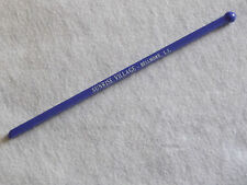 Vintage Bar Drinks Swizzle Stick Sunrise Village Bellmore Ny