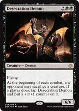 MTG Magic - (R) Nissa vs Ob Nixilis - Desecration Demon - NM/M
