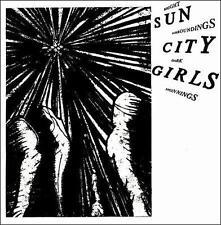 SUN CITY GIRLS Bright Surroundings Dark Beginnings CD OUT OF PRINT NO RETURNS