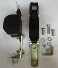 Seat Belt Mounting Kit With L-Brackets, Extensions Brackets + Mounting Hardware