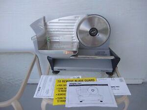 Waring Pro   Food Slicer   Model WPS200   Looks Unused