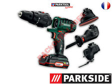 PARKSIDE® Appareil 4 en 1 PKGA 20-Li A1, 20 V