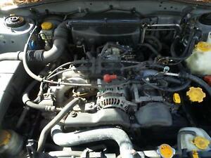 SUBARU IMPREZA GEARBOX MANUAL 4WD PETROL 2.0 EJ20 SOHC NON TURBO SIN 07/03-04/07
