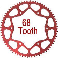 68T Tooth #35 Chain Split Sprocket Two 2 Piece Gear Drift Trike Go Kart Racing
