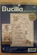 New Bucilla Counted Cross Stitch Kit 42115 Our Wedding