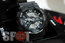 Casio G-Shock Velocity Indicator Men's Watch GA-110C-1B  GA110C 1B