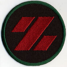 "GI Joe Action Force 3"" Embroidered Iron-On Patch - Z Force - Ground Assault"