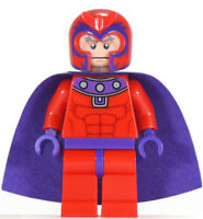 LEGO Magneto X-Men 6866 Minifig Super Heroes Marvel