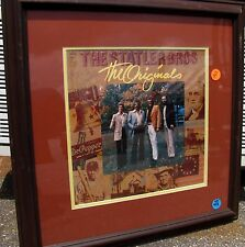 "Vintage Stalter Bros, ""The Originals"" Signed & Framed Album"