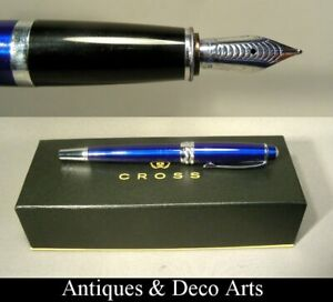 Cross Fountain Pen Boxed