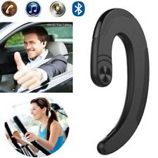 Handsfree Bluetooth Headset Ear Hook Earphone for Samsung Galaxy S9 S8 S7 HTC M9