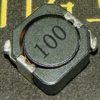 10pcs CDRH104R 10uH 100 SMD Power Shielded Inductors 10x10x4mm