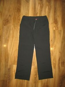 The North Face Convertible Hiking Trousers Women's Size W 32 capri crop Pants