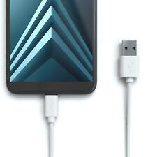 0,5m Micro USB Kabel Ladekabel Daten für Samsung Huawei PS4 XBOX LG - Weiß