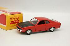 Solido Hachette 1/43 - Opel Manta 1970 Rouge
