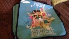Disney High school musical Messenger/Shoulder/School bag kids/teenager satchel