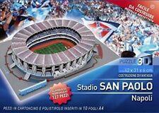 Puzzle 3D Nuovo Stadio San Paolo Napoli  LEV0003285  Giochi Preziosi