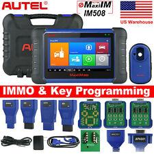 Autel MaxiIM IM508 OBD2 Auto Automotive Tool Scanners IMMO Key Programming IM608