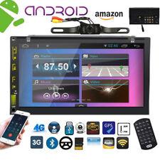 2018 US Android 6.0 HD WiFi 2 Din Car Head Unit Stereo Radio DVD Player GPS Navi