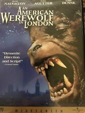 An American Werewolf in London (Dvd, 2001) Halloween Classic!