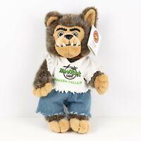 Hard Rock Cafe Niagara Falls Herrington Teddy Bear Werewolf Plush 2003 RARE