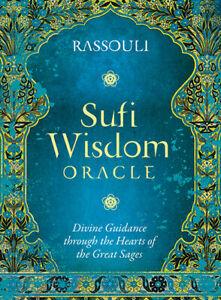 Sufi Wisdom Oracle Cards by Rassouli 9781925538656