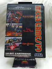 Jeu Mega Games 3 pour Sega Megadrive En Boite / Boxed - Floto Games