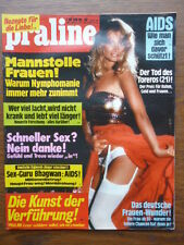 Praline Magazin 1985/40  vom 26.09.1985, Falco, Heather Locklear