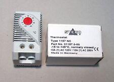 Stego Schaltschrankthermostat -15 bis +45°C NEU/OVP