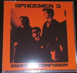 Spacemen 3 LP Sound Of Confusion Fire Records reissue