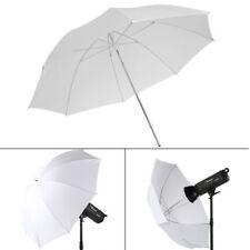 "White Studio Photo Standard Flash Diffuser Translucent Soft Light Umbrella 33"""
