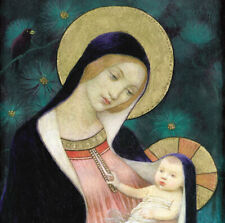 Charity Christmas Cards MADONNA AND CHILD Helen & Douglas House Boxed Pk of 10