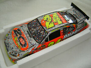 JEFF GORDON #24 Dupont 20th Annivesary Homestead RACED Win 2012 Action 1/1952