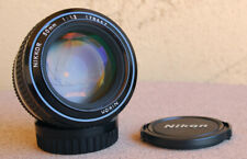 Nikon Nikkor 50mm F1.2 AI manual focus lens film/digital 50 mm F/1.2 EXC