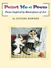 Paint Me a Poem: Poems Inspired by Maste