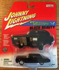 Johnny Lightning Hollywood On Wheels The Green Hornet Black Beauty Die-Cast