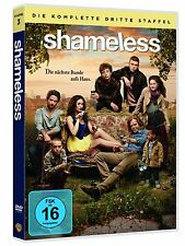 3 DVD-Box ° Shameless - Staffel 3 ° NEU & OVP