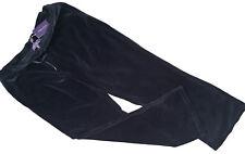 NEW Ralph Lauren Purple Label Velvet Lounge Pants)!  2X  *Dark Navy*  *Italy*