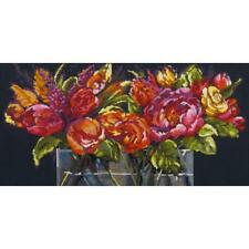 Dimensions Gold Collection Cross Stitch Kit - Flowers Of Joy