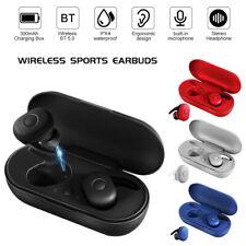 Mini Bluetooth 5.0 Earbuds Headphone Sports Wireless Headset Stereo Waterproof