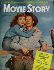 fred astaire ginger rogers ann blyth howard duff audie murphy movie story 1949