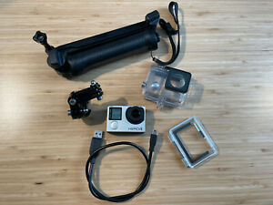 GoPro HERO4 Action Camera (Standart Edition) - silver