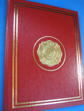 TROY FD 1789-1994 NY FIRE DEPT HISTORY BOOK 96 PAGES