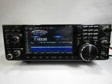 U5862 Used  Icom IC-7610 100 Watt HF+6M Ham Radio Transceiver