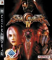 PS3 / Sony Playstation 3 Spiel - Soul Calibur IV [Standard] DEUTSCH mit OVP