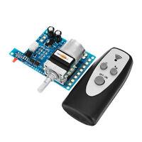 AC/DC 9V Infrared Remote Control Volume Controller Board ALPS Pre Potentiometer